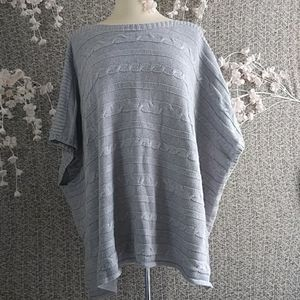 EUC Old Navy Cable Knit Sweater Poncho